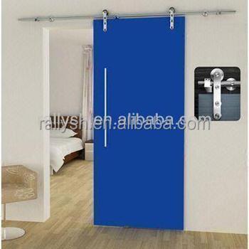 2015 Rally New Design Sus304316 Glass Barn Door Hardware Sliding