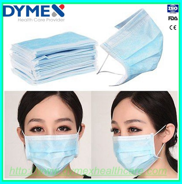Anti Virus Mers Mask,Disposable Surgical Anti-flu Face Mask With ...