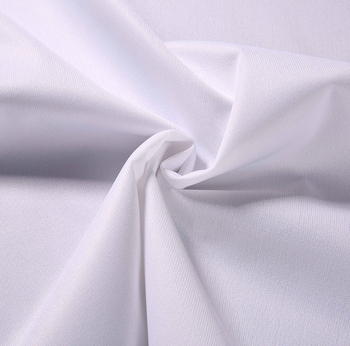 White PUL fabric wholesale Manufacturing supplier 100% polyester knitting fabric laminated with 0.02mmTPU - Vinyl fabric