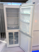 White Three freezer Drawers Defrost Combi Refrigerator Used For Sale