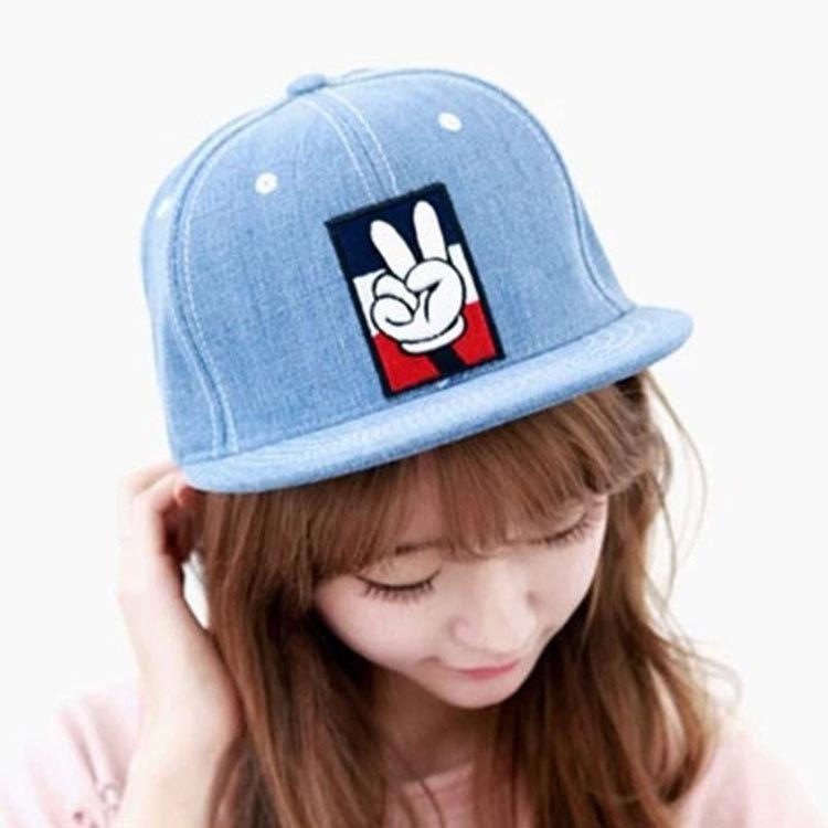 798453a1 Buy 2015 Wholesale K Pop Brand Mickey Hands Snapback For Men Women Outdoor  Sport Fitted Jordan Hat Lovely Vans Gorras Baseball Caps in Cheap Price on  ...