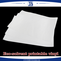 Jiabao wholesale eco-solvent printable heat transfer vinyl for T-shirt