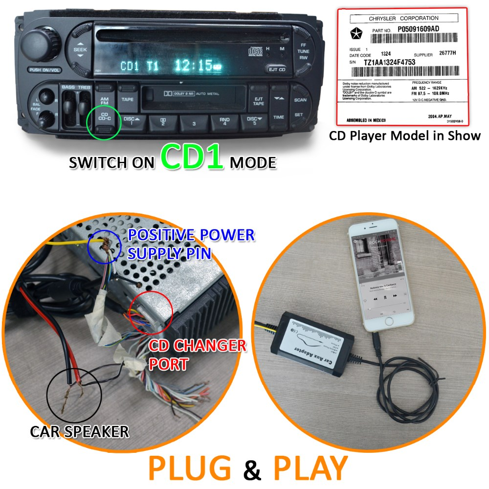Watch likewise Cheap 2002 2003 2004 2007 Jeep Wrangler Liberty In Dash Radio Gps Sat Nav Stereo Cd Dvd Player Tv Bluetooth Backup Camera Usb Sd Mp3 Mp5 Ipod Aux Mp3 T6096 also Dodge C additionally Dodge 1500 Fuse Diagram as well Apps2car Usb Aux Adapter For Jeep 60401036292. on 2006 dodge ram 1500 radio