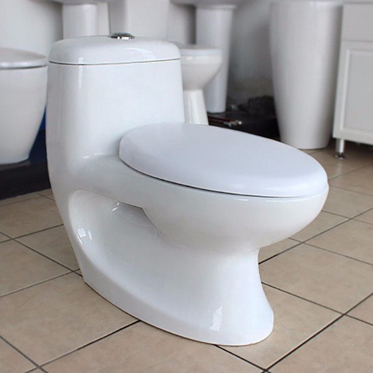 Deluxe Shower Suite Bathroom White Wc For Toilet - Buy Wc Toilet