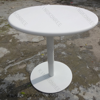 Top Quality Engineered Stone Bar Table Counter / Marble Top Bar Table