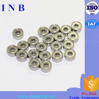 China bearing manufacturer deep groove ball miniature bearing used in hoverboard