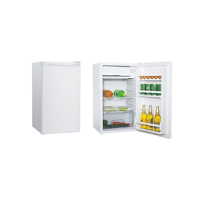 110v /220v mini 90L vegetable refrigerator with 10L freezer
