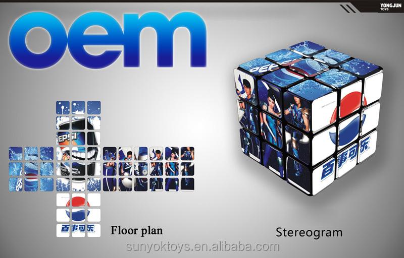 Shengshou Linglong 7x7x7 Mini 69mm Speed Puzzle Cube