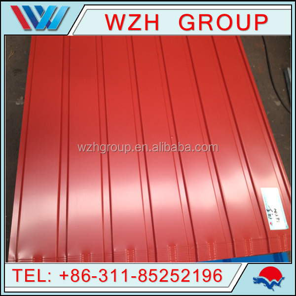 Lowes Metal Roofing Cost And Ridge Cap/Metal Roof Sheet Application  Corrugated Metal Roofing