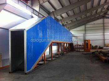 Automatic Powder Coating Plant Electrostatic Painting Line Buy