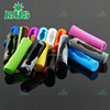 Cheap price 18650 rubber holder 18650 silicone battery case 18650 battery silicone rubber case