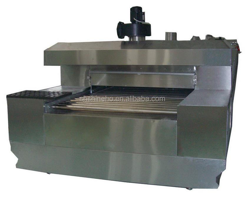 Electric Tunnel Type Baking Oven With CE
