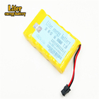 Pack Cd Car 7.2v 900mah Aa Battery Nicd Batteries Pack Ni Cd Rechargeable For Rc Boat Model Car Electric Toys Tank