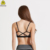 Fashionable wholesale top quality gym clothing sexy women sports bra