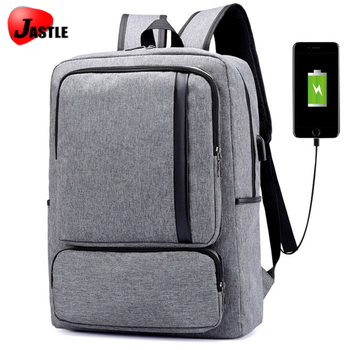 5a5003f73d 2018 Newest Men s Business Laptop Smart Backpack With Usb Charging Port