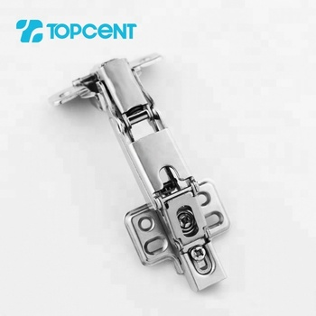 Kitchen hardware 35mm cup soft closing 165 degree furniture concealed cabinet hinge