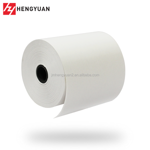 OEM Service High Brightness Paper Roll Supply Company 80x80mm Register Thermal Paper Roll Dubai
