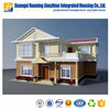 Comfortable Luxury prefabricated Villa prefab house integrated home