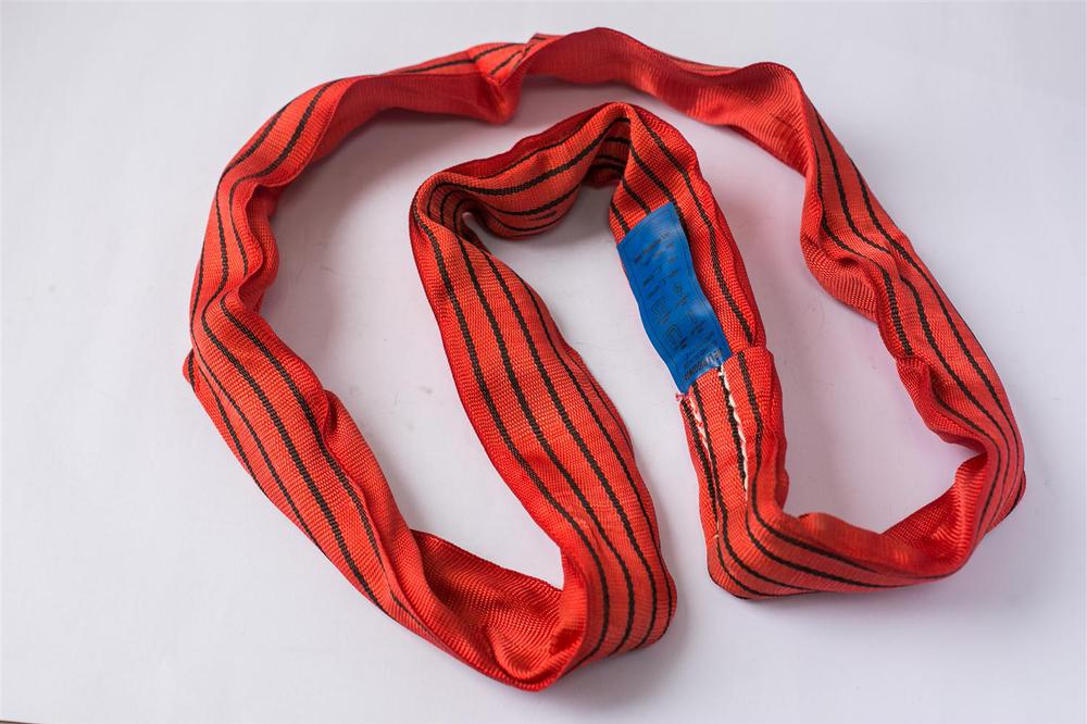 12T pet cord strap, soft pet sling for oil can and wooden crate