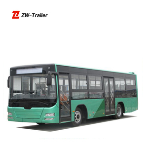 Chinese New Shaolin Brand International Exporting Diesel Public Bus