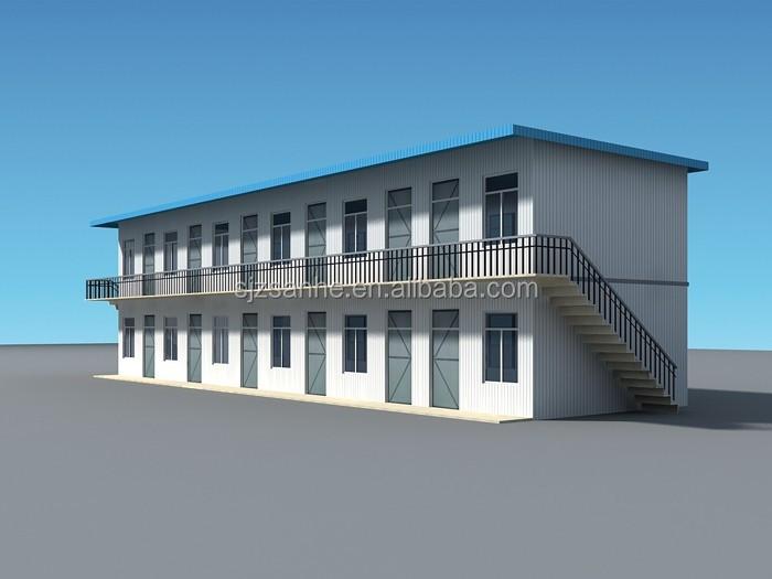 A basso costo standard funzionale telaio in acciaio prefabbricata casa modulare home case - Casa modulare prefabbricata ...