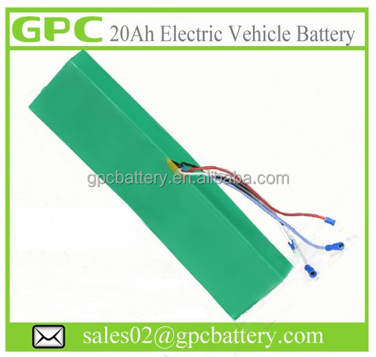 32100160/13S Electric Vehicle Battery 48V 20Ah