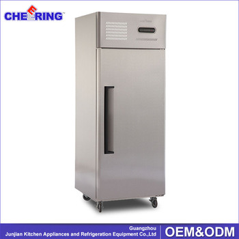 high quality fan cooling stainless steel commercial freezer deep freezer with prices upright. Black Bedroom Furniture Sets. Home Design Ideas