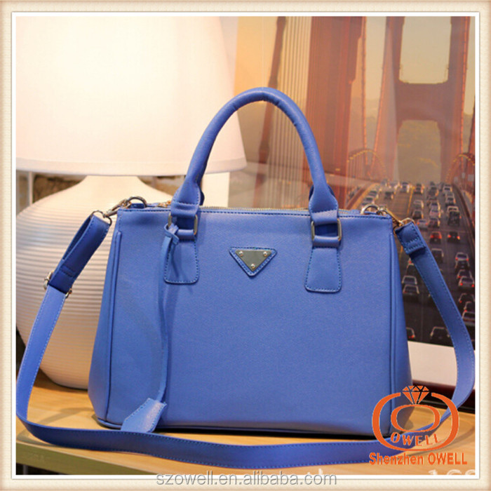 2014-latest Fashion Handbags Pu Leather School Side Bags Shoulder ...