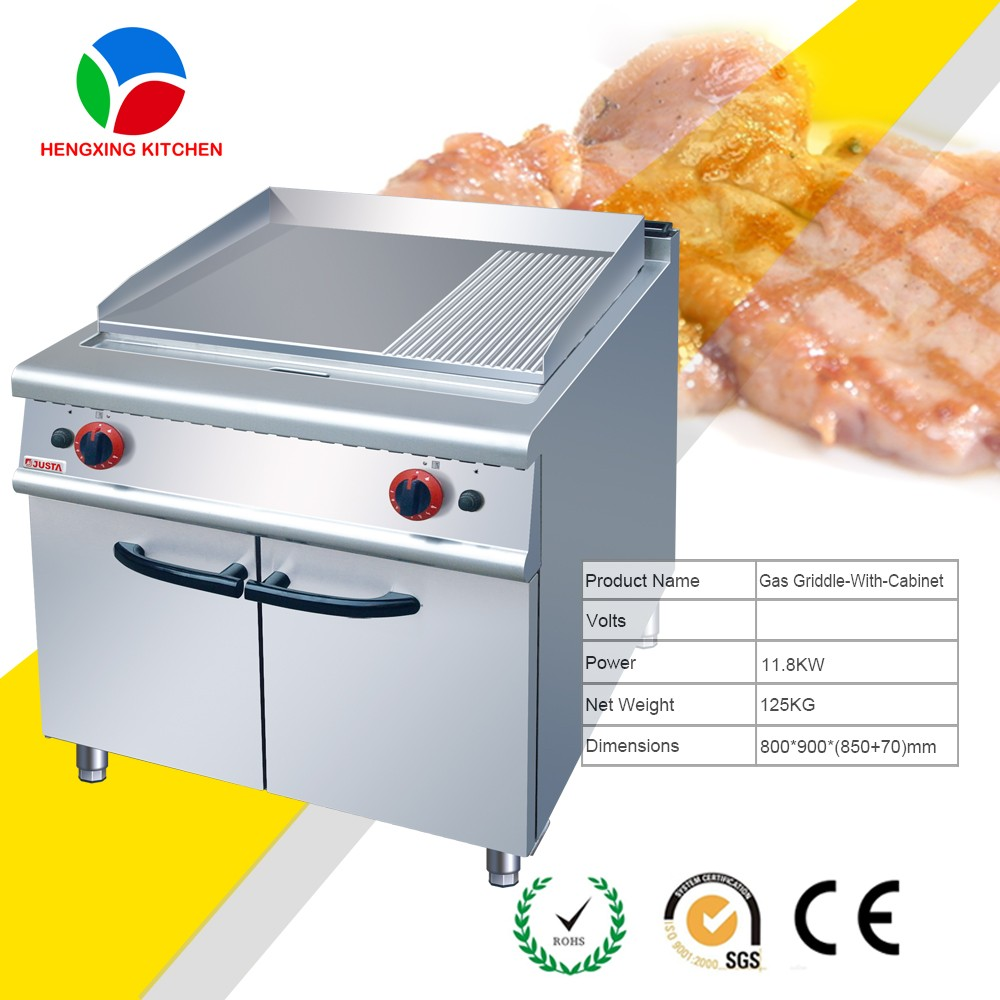 2016 Stainless Steel Electric bbq griddle plate/electric cast iron ...