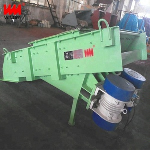 China motor vibrating feeder for sand powder