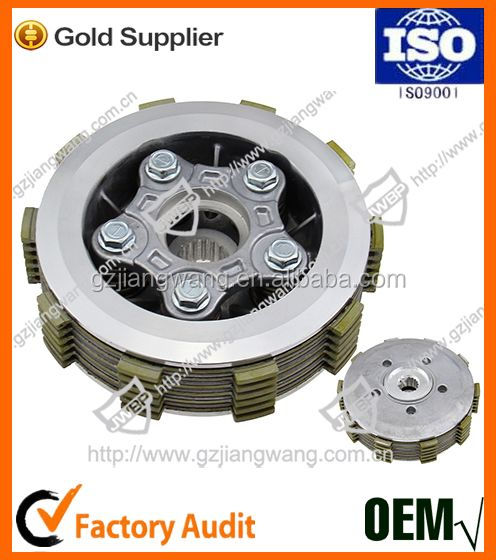 Bajaj Motorcycle Engine Parts Clutch Hub Assembly