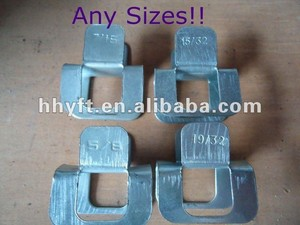 Steel Plywood Clips/aluminum/iron on hot sale