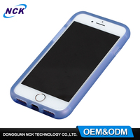 Factory direct wholesale free sample tpu pc 2 in 1 phone case for iphone 6s 7 7plus