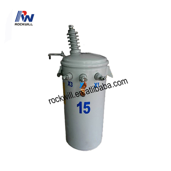pole mounted Single phase transformers