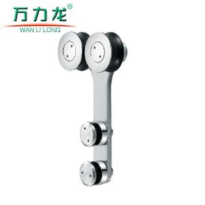 stainless steel sliding door rollers weight capacity 150kgs HL204