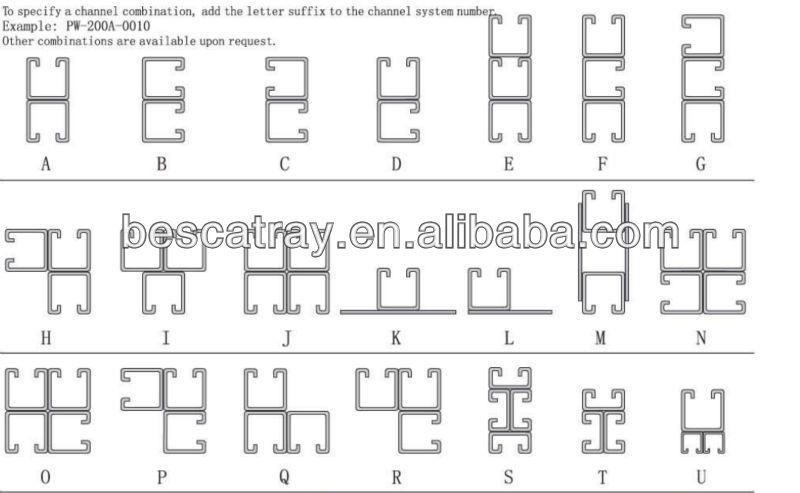 Perforated Steel Strut Channel(unistrut) - Buy Extruded Steel Channel,Steel  Channel Sizes,Electrical Strut Channel Product on Alibaba com