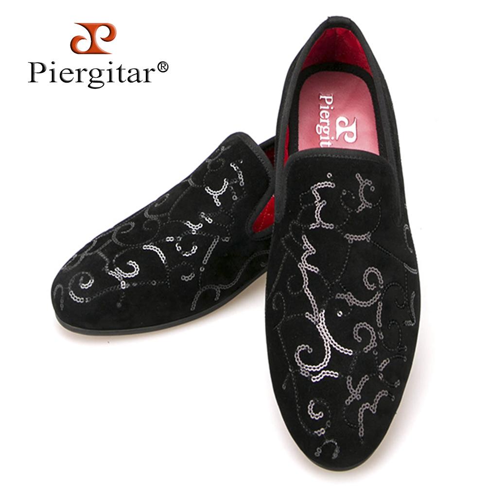 shoes fashion black casual slippers velvet qaBw84