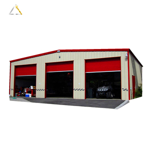 High Rise Prefabricated Steel Structure Building For Car Parking