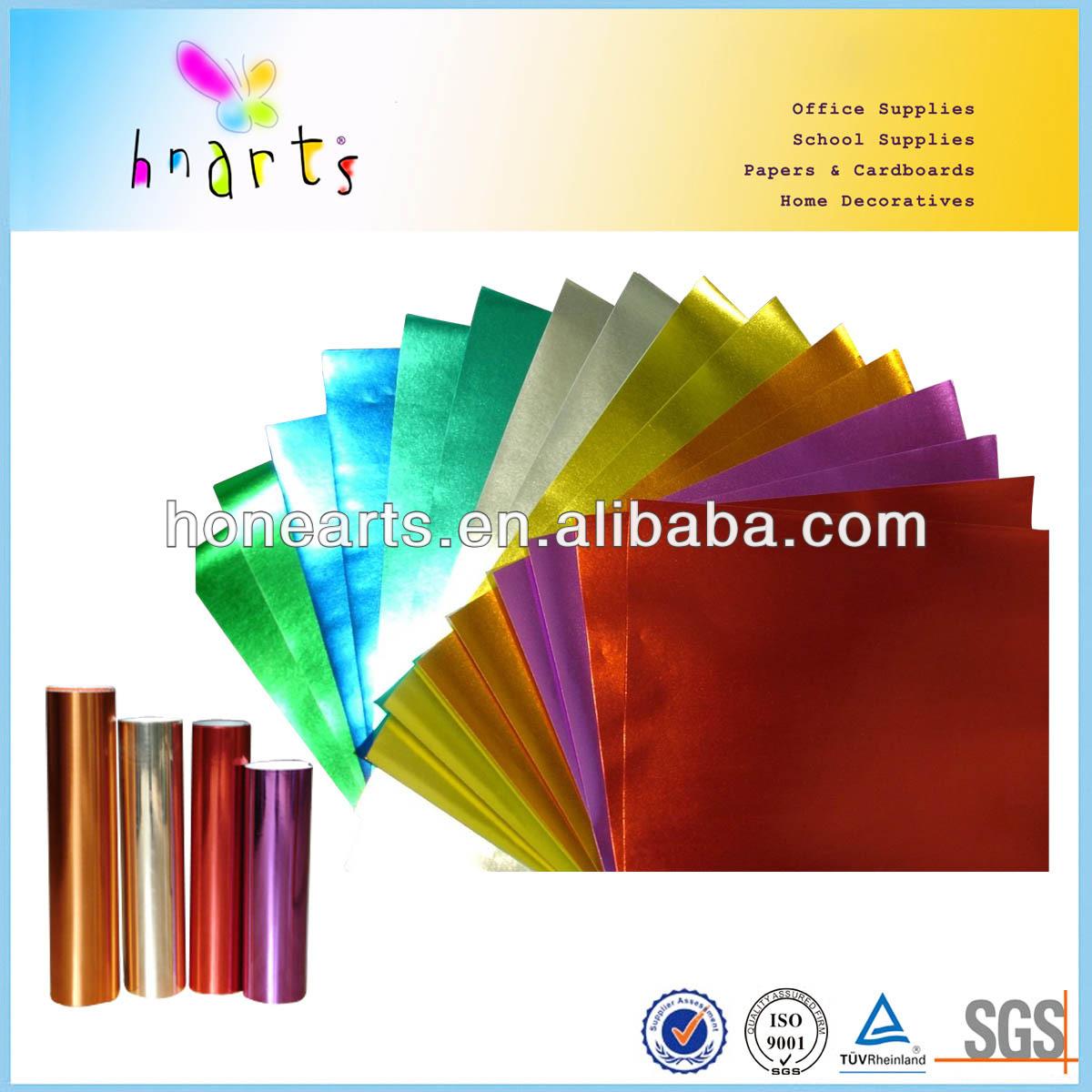 Self Adhesive Aluminum Foil Paper Sheet