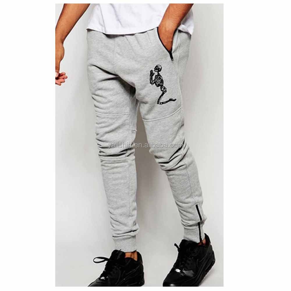 picked up buy cheap discount price Latest Design Best Quality Cut And Sew Splice 100%cotton French Terry  Custom Joggers With Zippers Hem - Buy Joggers With Zippers,Best Quality  Joggers ...