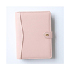 Good gifts pu notebook, top quality leather diary with button