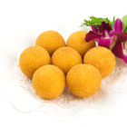 Chinese Snack Frozen Dim Sum Taro Sweet Potato Balls 20G Halal Food