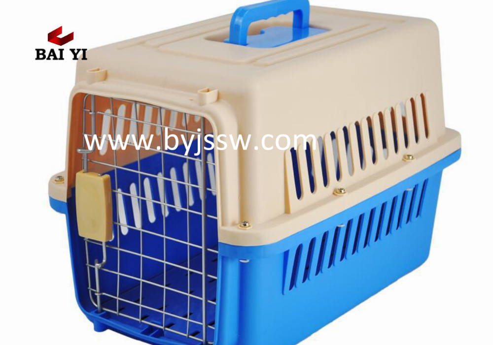 Aviation Pet Carrier Dog Flight Cage For Hot Selling (Made In China)