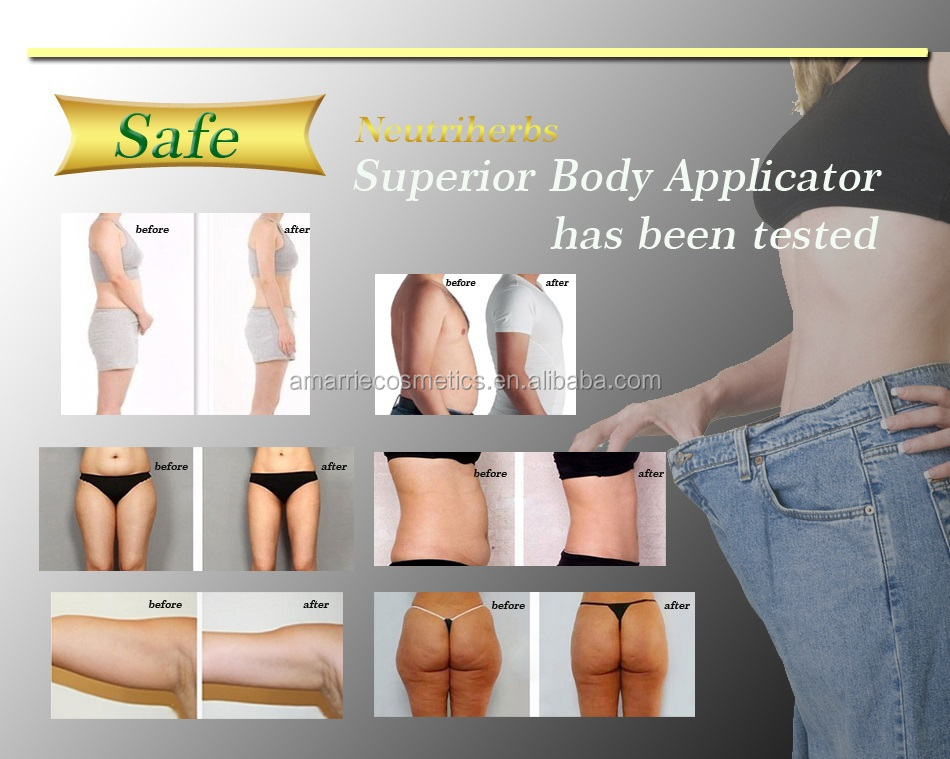 Oem Private Label Waist Body Slimming Burn Fat Calorie Slim Belt ...