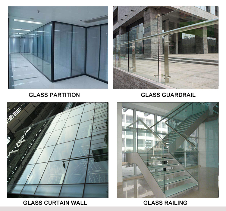 5mm6mm8mm10mm12mm15mm19mm building (gorilla glass) in 심천