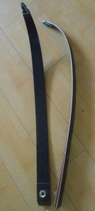 Titanium custom professional recurve bow and arrow set for sale