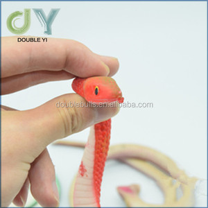 custom/wholesale novelty plastic toy manufacturers snake toys