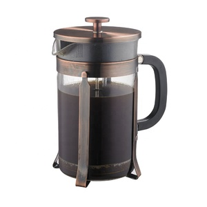 TCM-D03A 2019 Amazon Hot Sell French Coffee Press,Stainless Steel Coffee Maker