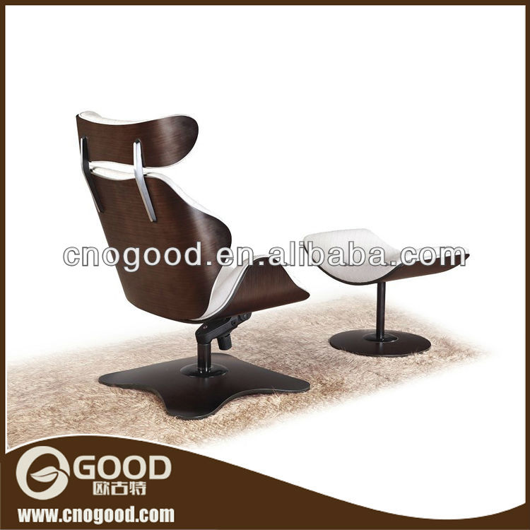 Modern High Seat Leisure Sofa Chair/Swivel Office Chair Set OC011