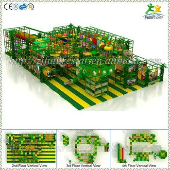 Free Design Ce Gs Standard Eco Friendly Lldpe Kids Zona Infantil